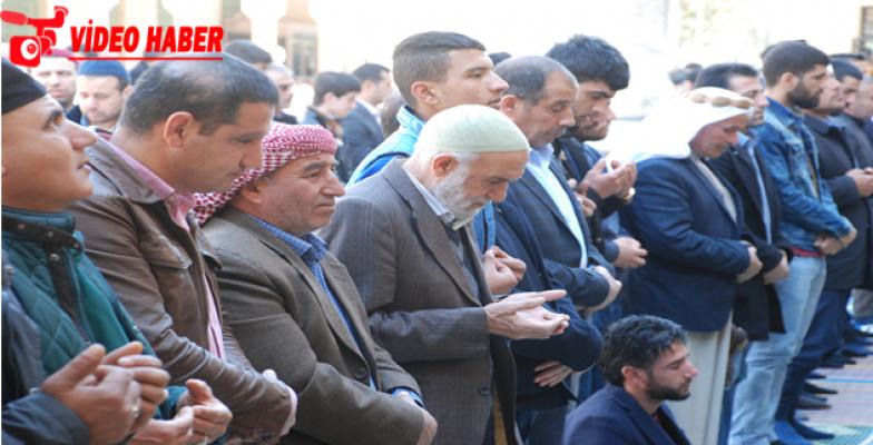 Urfa'da okunan sela vatandaşları duygulandırdı