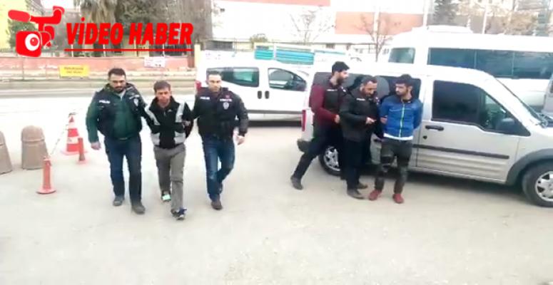 Urfa'da öldürülen Suriyelinin Failleri yakalandı