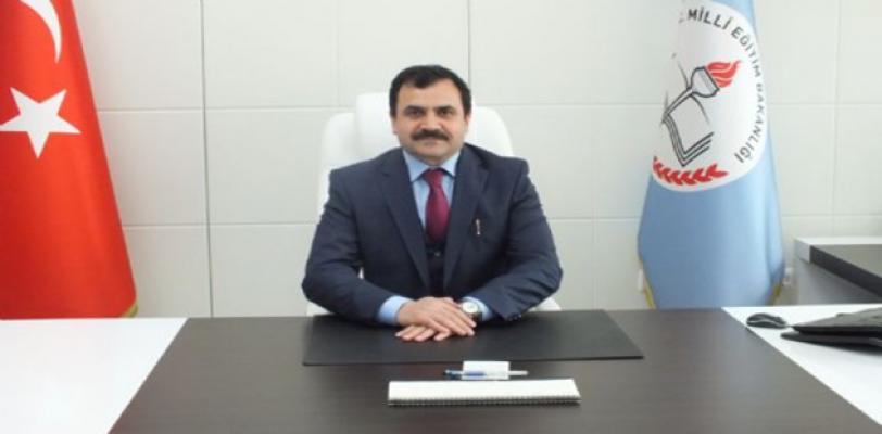 Urfa Milli Eğitim müdürü Göreve Başladı