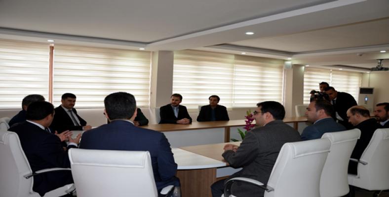 Yaşlıların Ayak Bakımını Harran Üniversitesi Üstlendi