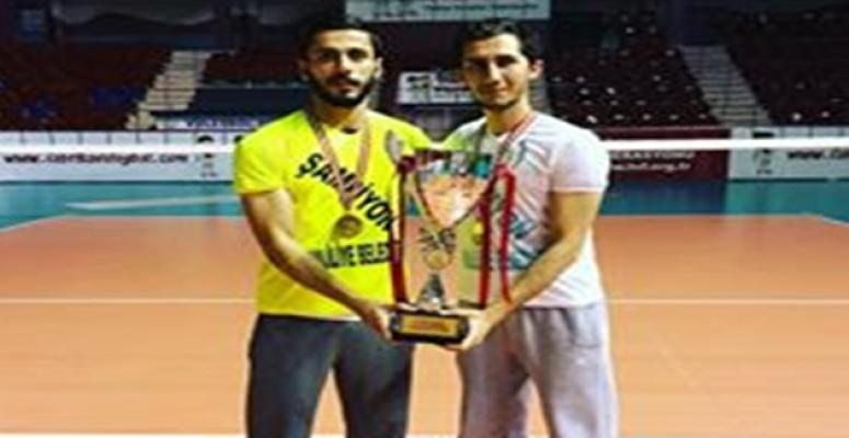 Haliliye Belediyesi Voleybol Şampiyon Oldu