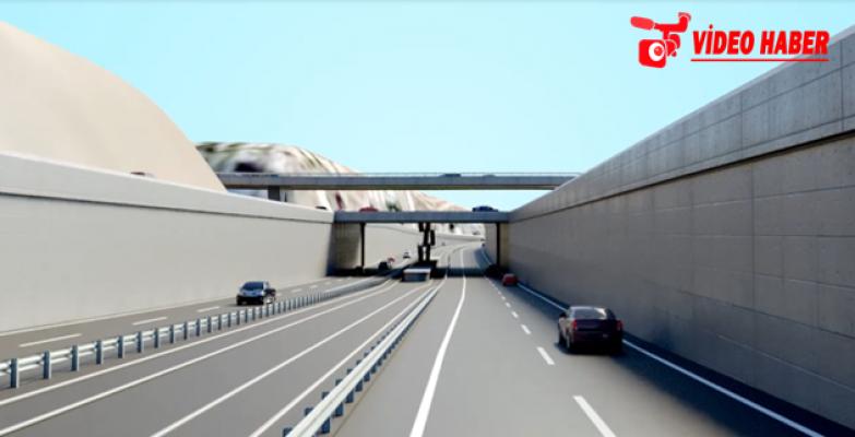 Urfa'ya 3 Katlı Köprülü Kavşak Yapılıyor