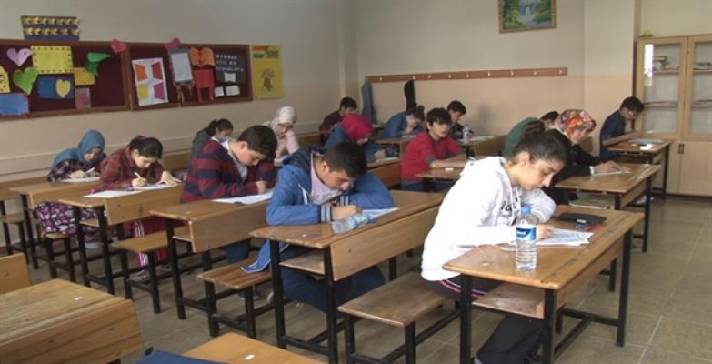 Öğrencilerin TEOG heyecanı başladı