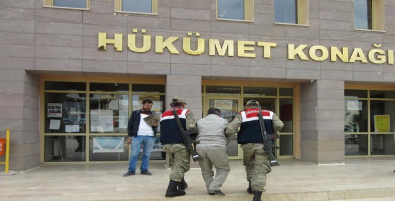 Şanlıurfa'da Hayvan Hırsızlığına 8 Tutuklama