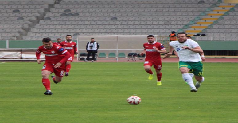 Şanlıurfaspor 1-2 Samsunspor