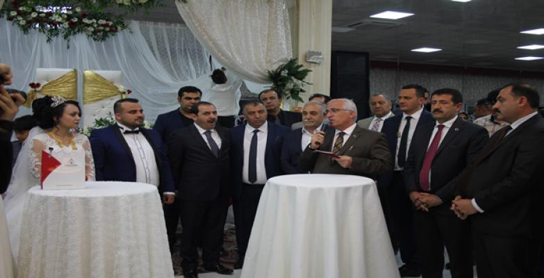 Urfa'da Bol Şahitli Nikah