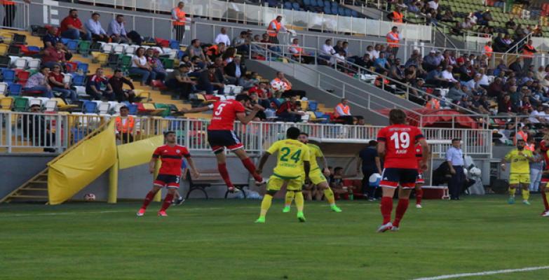 Altınordu A.Ş 2-0 Şanlıurfaspor