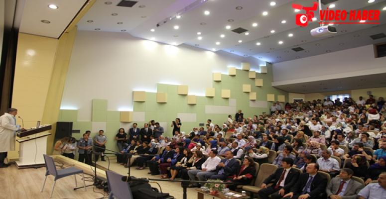 HRÜ Sağlık Bilimleri Fakültesinde Mezuniyeti Töreni