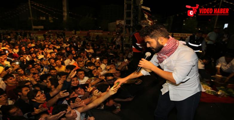 Karaköprü'de 3.lig sevinci devam ediyor