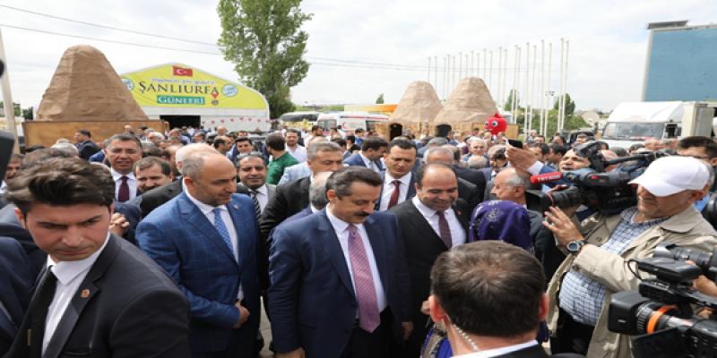 Şanlıurfa, Ankara'ya Taşındı
