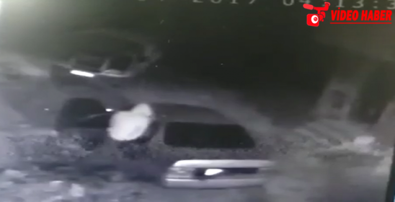 Şanlıurfa'da hırsız aracıyla birlikte yakalandı