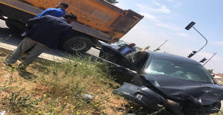 Şanlıurfa'da kaza, 3 yaralı