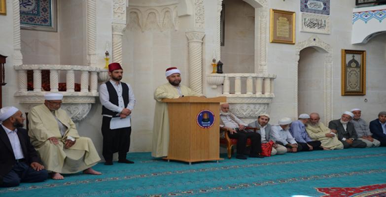 Şanlıurfa'da Medrese mezunu 37 imam icazet aldı
