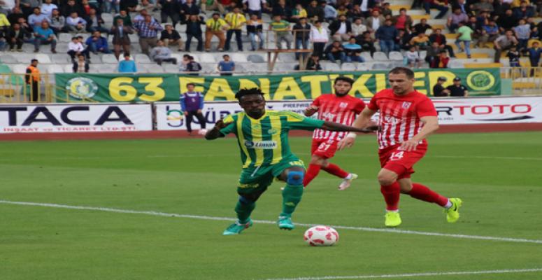 Şanlıurfaspor 2-3 Balıkesirspor