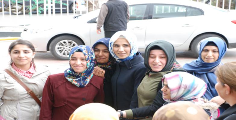 Sümeyye Erdoğan Bugün Şanlıurfa'ya Geliyor