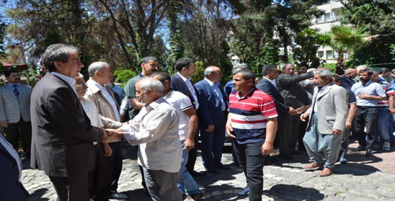 Urfa'da 2 kişinin öldüğü kan davası barışla sonuçlandı