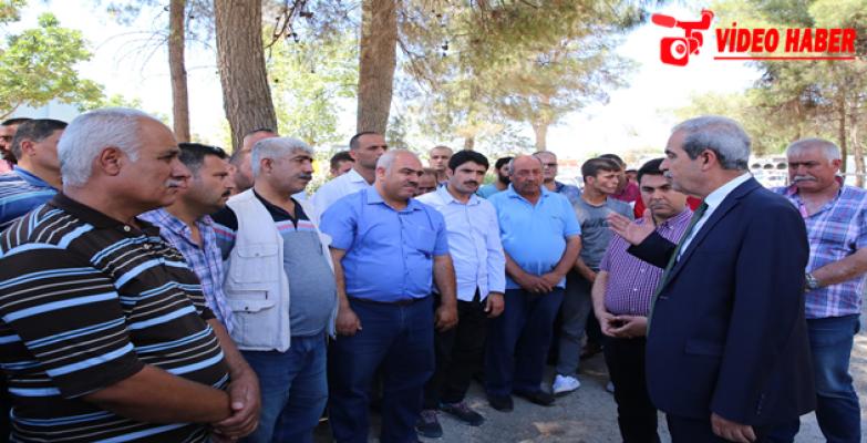 Başkan Demirkol, Temizlik İşleri Çalışanlarıyla Bir Araya Geldi
