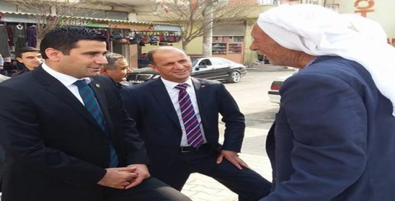 Başkan Yavuz'dan Vekil Yıldız Suikastını Kınadı
