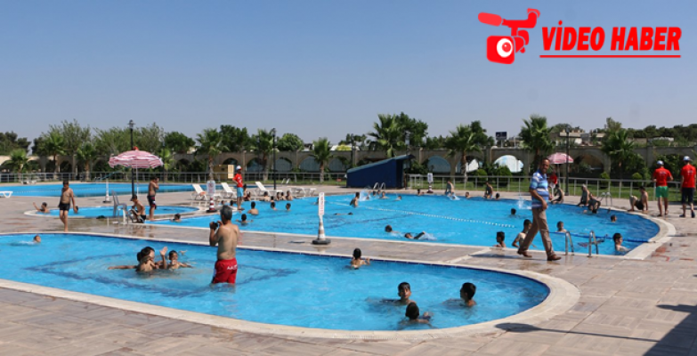 Büyükşehir'den 5 Yıldız Konforunda Yüzme Havuzları