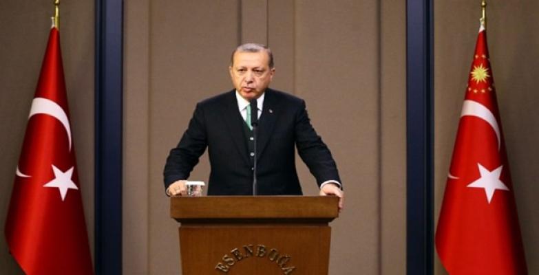Cumhurbaşkanı Erdoğan uyardı!