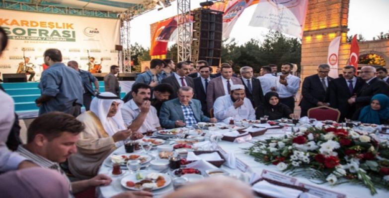 Cumhurbaşkanı Recep Tayyip Erdoğan'dan Harran'da açıklamalar