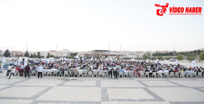 Eyyübiye Belediyesi Ev Sahipliğinde Yetimlere İftar