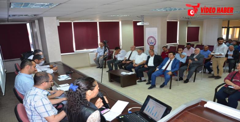Harran Üniversitesi Esnafların Sorunlarını Çözmek İçin Kolları Sıvadı