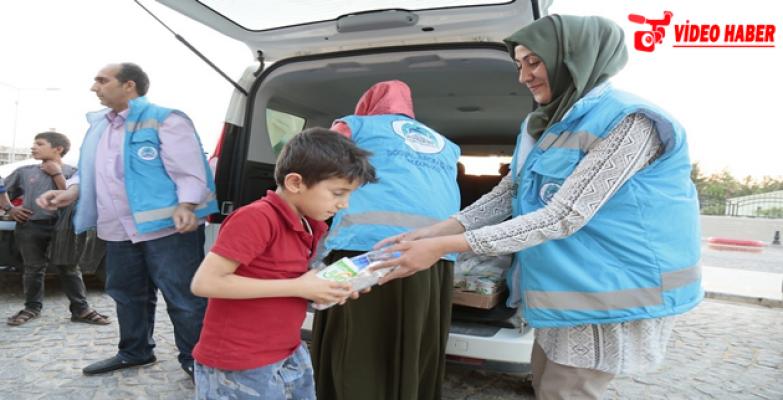 Hasta Yakınları, Eyyübiye Belediyesi'nin İftar Sofrası Uygulamasından Memnun