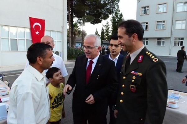 Jandarma'nın 178'inci Kuruluş Yıldönümü Kutlandı
