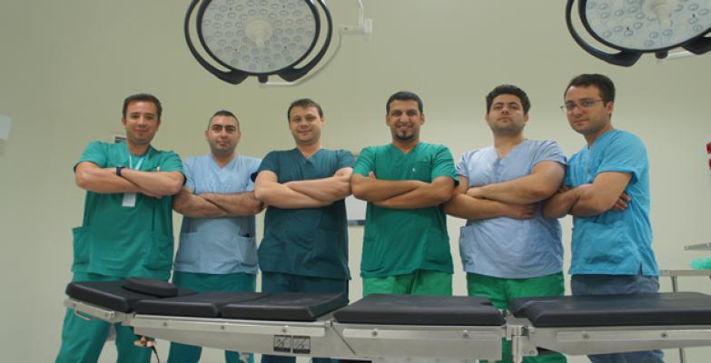 Ortopedi Kliniği Hastaları Şanlıurfa Dışına Göndermiyor