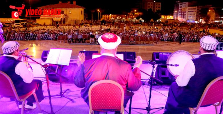 Rabia Meydanında Kerkük İlahi Grubu Dinletisi