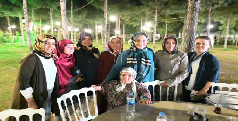 Sema Çiftçi: Biz, Büyük Bir Aileyiz