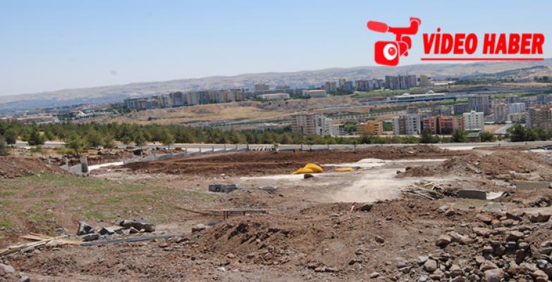 Urfa'da 18 adet farklı oyun parkuru yapılıyor