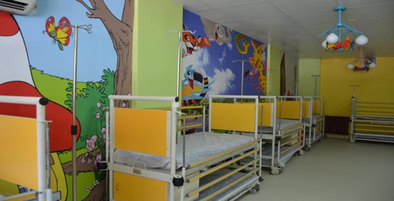 Balıklıgöl Devlet Hastanesinde Çocuk Polikliniği Açılıyor