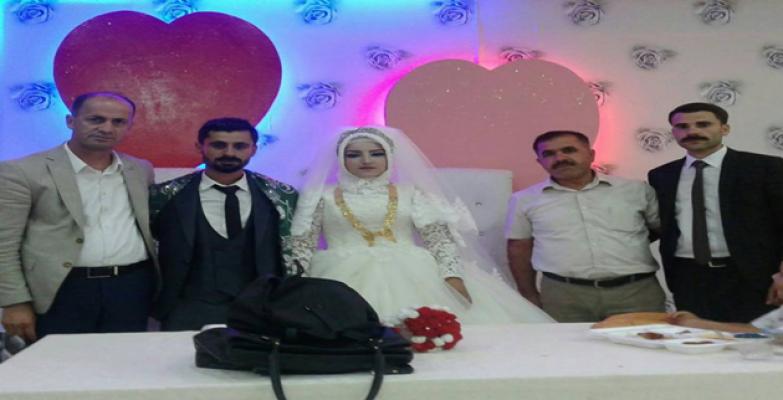 Başkan Yavuz, 15 Temmuz Gazisi Devran'nın Düğününe Katıldı