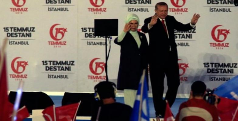 Erdoğan Şehitler Köprüsü'nden Müjdeyi Verdi: