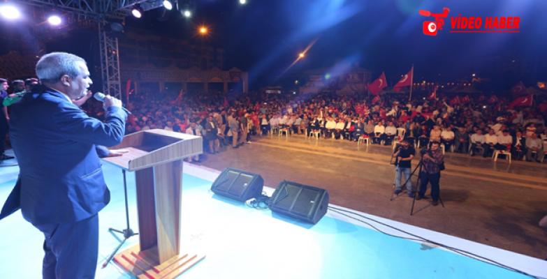 Haliliye Belediyesi 27 Gün Vatandaşların Yanında Olmuştu
