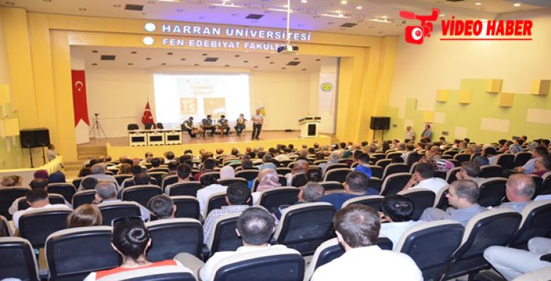 Harran Üniversitesi, Destan Yazan Yiğitlerimizi Andı