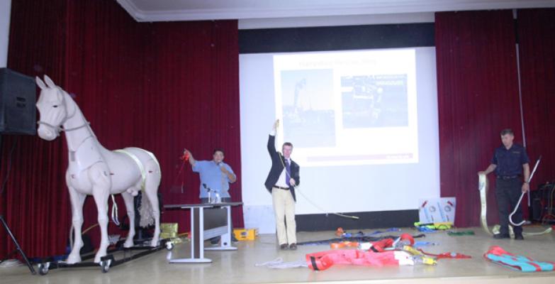 Harran Üniversitesi, Hayvan Kurtarma Eğitimlerinin Öncüsü Oldu