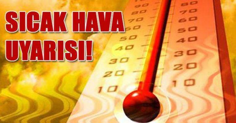 Şanlıurfa'da sıcaklar daha da artacak