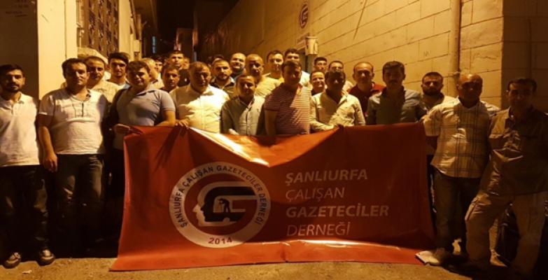 ŞUÇGAD'dan Şanlıurfaspor'a Destek