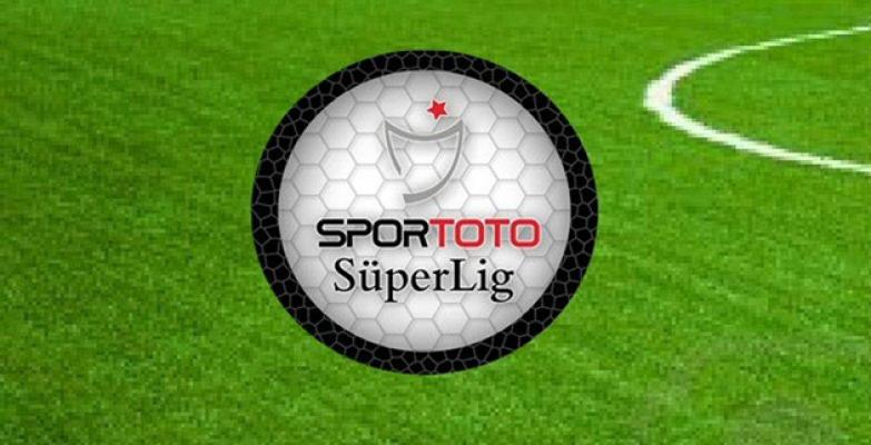 Süper Lig'de ilk hafta maçları