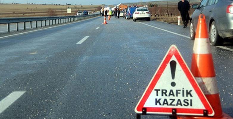 Urfalı İşçiler Kaza Yaptı, 17 Yaralı