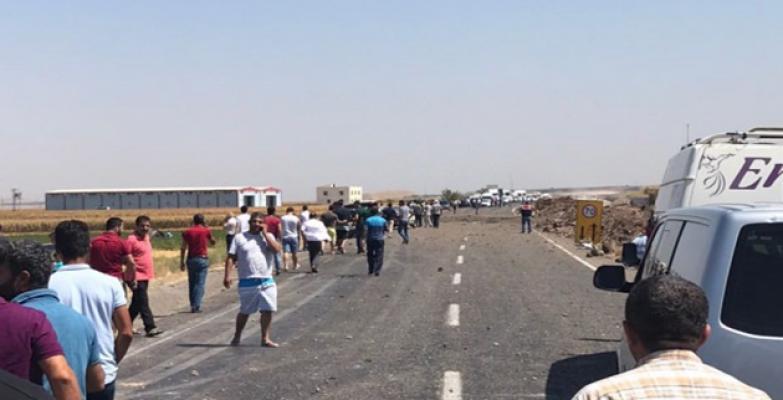 Askeri Araç Saldırı, 2 Sivil Şehit