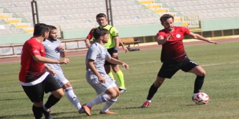 Karaköprü Belediyespor : 3 -0 Aydınspor 1923