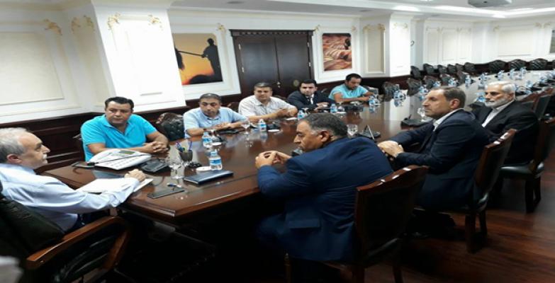 ŞUÇGAD'dan Bakan Fakıbaba'ya Ziyaret