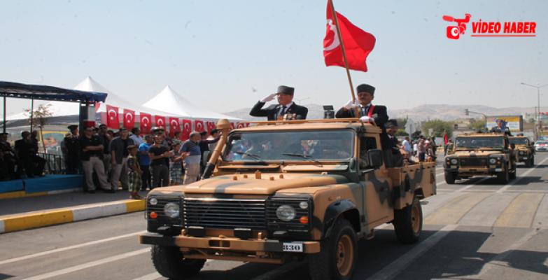 Zafer Bayramı 95. Yıldönümü Urfa'da Kutlandı