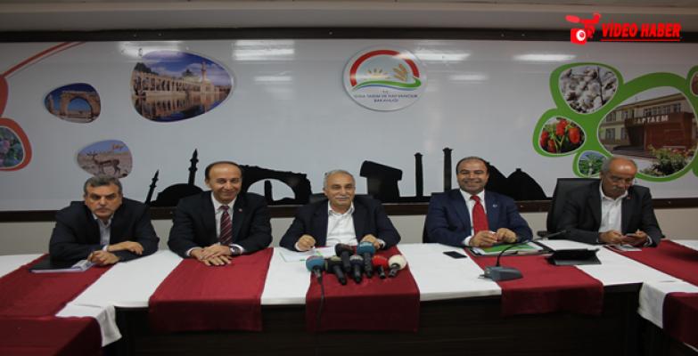 Başbakan, Urfa'da İlk Ders Zilini Çalacak