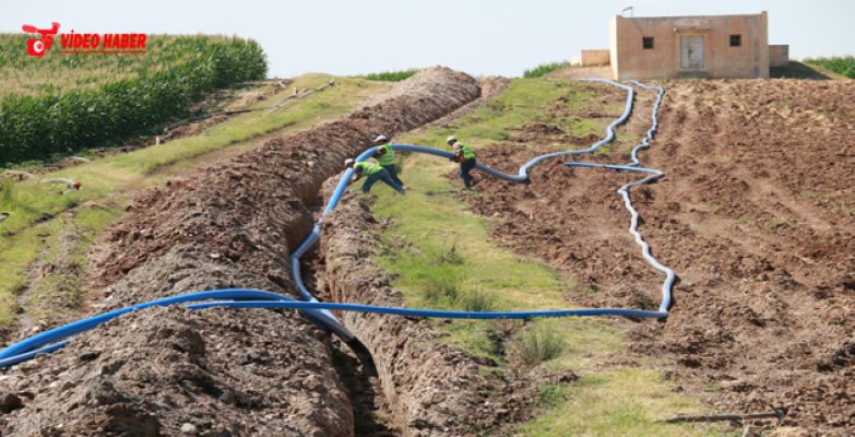Hilvan Kırsal Mahalleleri İçme Suyuna Kavuşuyor