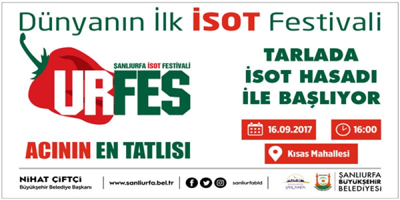 İSOT Festivali Başlıyor